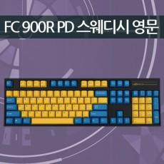 레오폴드 FC900R PD 스웨디시 영문 넌클릭(갈축)