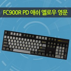 FC900R PD 애쉬 옐로우 영문 넌클릭(갈축)