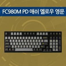 FC980M PD 애쉬 옐로우 영문 넌클릭(갈축)
